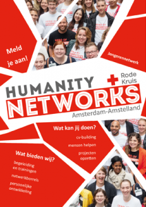 Humanity Networks Rode Kruis Amsterdam